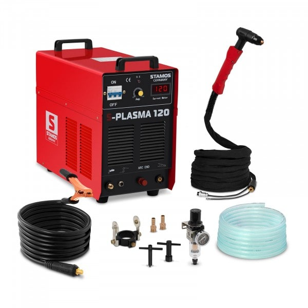 Plasmasnijder - 120 A - 400 V - Pilotontsteking