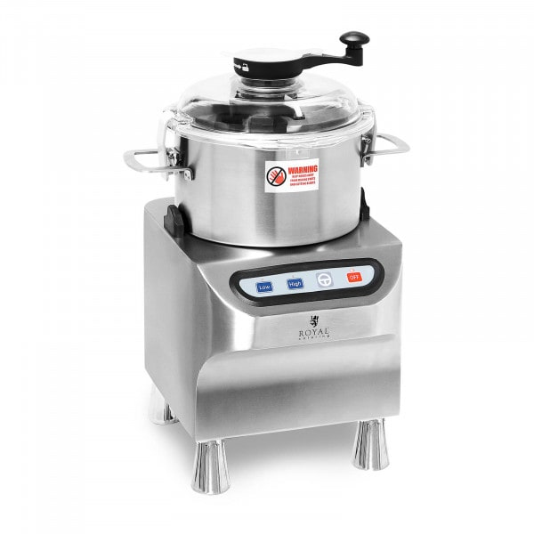 Tafelsnijder - 1500/2800 RPM - Royal Catering - 5 l