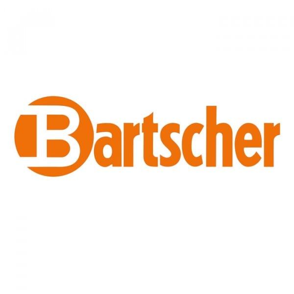 Bartscher Stelrails 1 paar, 530 mm