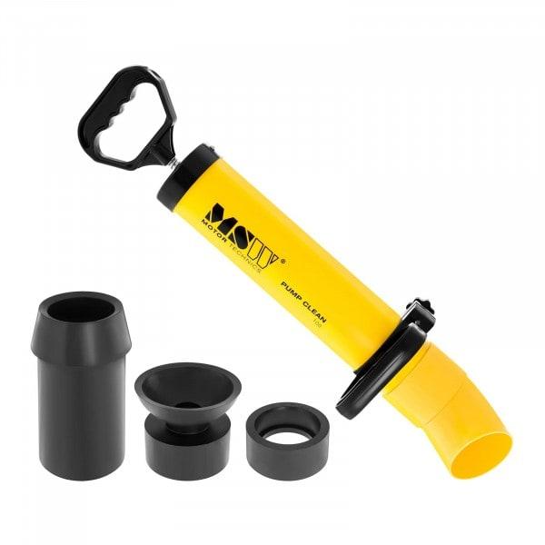 Pjpreinigingspomp - 100 mm binnendiameter