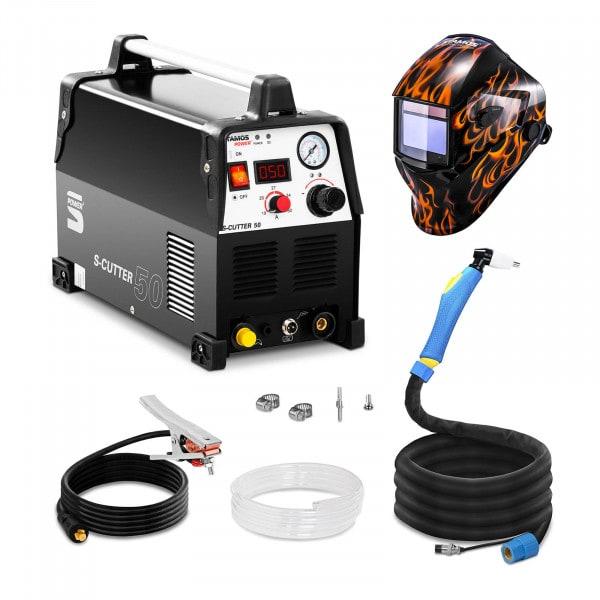 Plasmasnijder - 50 A - 230 V - Pro + Lashelm – Firestarter 500 – ADVANCED SERIES