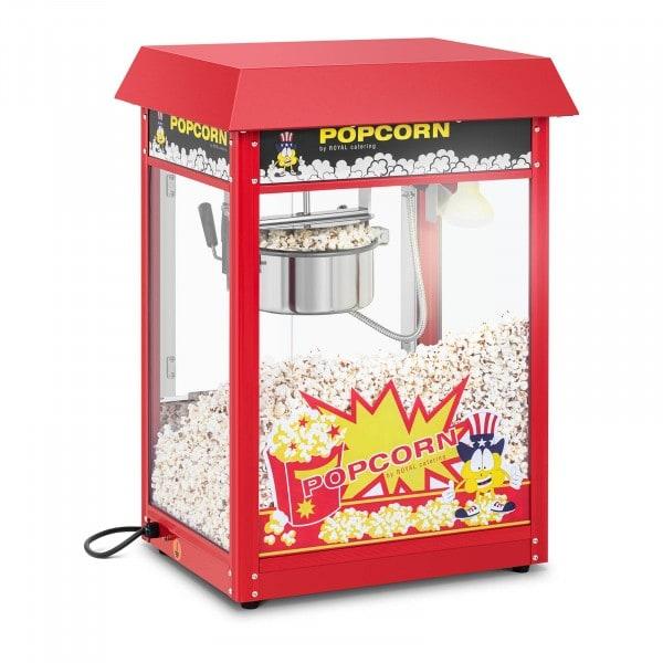 Popcornmachine - Rood dak