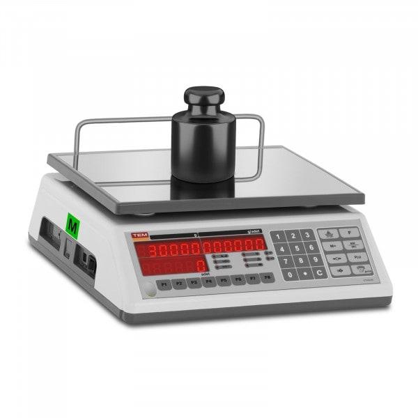 Tweedehands Telweegschaal - 30 kg / 10 g