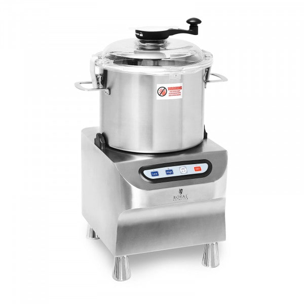 Tafelsnijder - 1500/2200 RPM - Royal Catering - 12 l