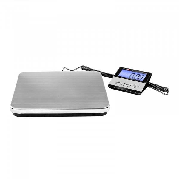Digitale pakketweegschaal - 200 kg / 50 g - Basic - Extern LCD display