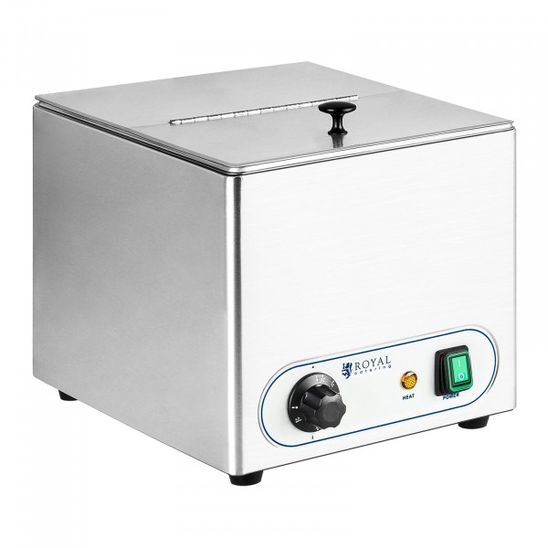 Worstenwarmer - 10 liter